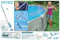 Набор для чистки бассейна Pool Maintenance Kit Intex 28003-58959